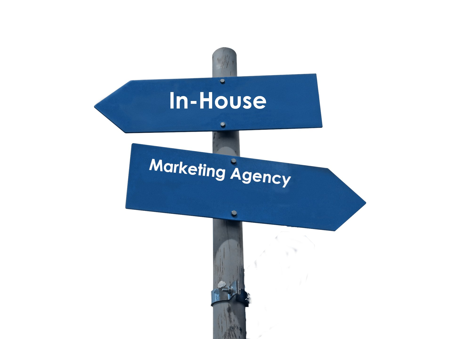 Marketing Agency vs. In-house
